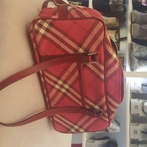 Burberry pink bag